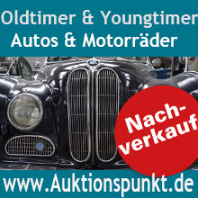 Oldtimer-Youngtimer Auktion