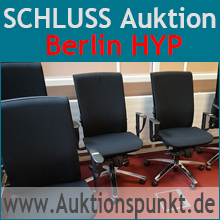 SCHLUSSAUKTION Berlin HYP