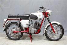 Puch M 125 silber